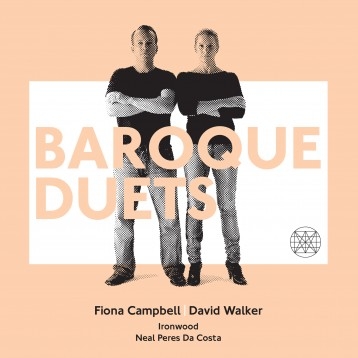 Baroque Duets – on MP3 & CD